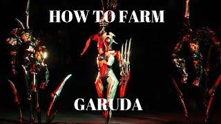 How to farm Garuda