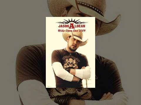 Jason Aldean - Wide Open Live video