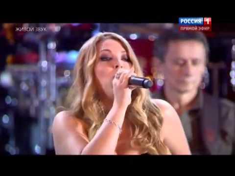 Ирина Дубцова  & Батырхан Шукенов  - Не уходи далеко (живой звук 26 07 2013)