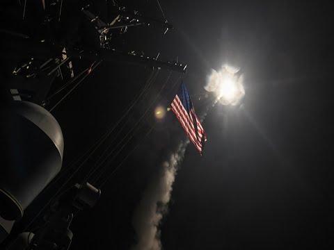 Российский генерал выдвинул версию, куда исчезли несбитые американские ракеты в Сирии