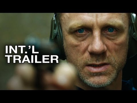 Skyfall Official International Trailer (2012) James Bond Movie