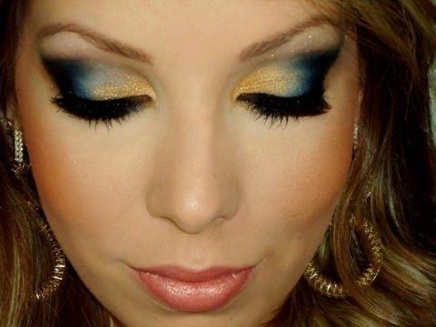 Maquiagem para balada, com Luciane Ferraes