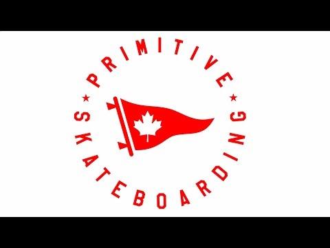 Primitive Skate Canada Tour 2016