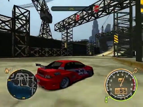Need For Speed Most Wanted Tokio Drift