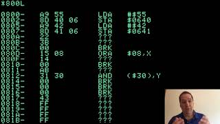 Programming Like It's 1979: 6502 Assembly language on the Apple ][