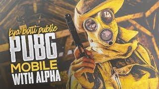 🔴PUBG MOBILE LIVE : LADKI KA SCENE HAI BABBU BHAIYAA 😋 || H¥DRA | Alpha 😬😇