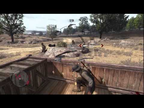 Red Dead Redemption (58) Beecher's Hope: Heart-breaking
