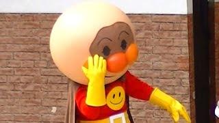 【アンパンマン】キャラクターショー 「元気いっぱい!てっかのコマキちゃん」Anpanman Show