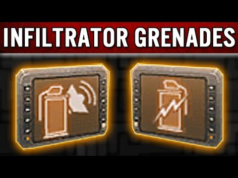 (OUTDATED) Infiltrator Grenades Review (PlanetSide 2)