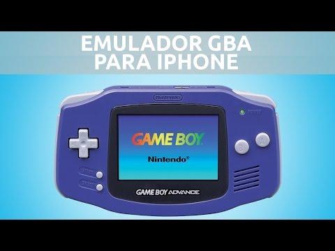 Emulador GBA game boy advance para iPhone y iPad gba4ios SIN Jailbreak