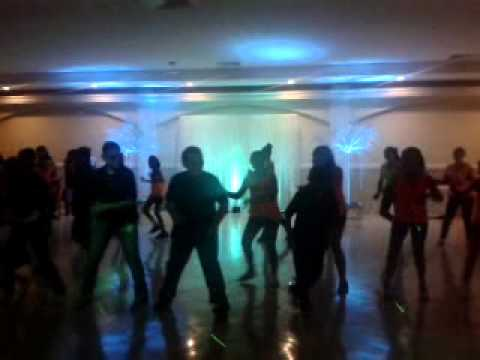 Uptown funk coreografia bruno mars