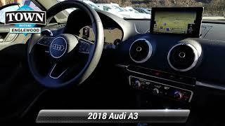 Used 2018 Audi A3 2.0T Premium, Englewood, NJ AL10006