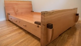 Woodworking, Building A Bed For My Boy