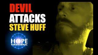 STEVE HUFF'S LAST VIDEO, THE DEVIL  (OFFICIAL H.O.P.E. VIDEO)