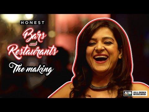 AIB :  Honest Bars & Restaurants | The Making