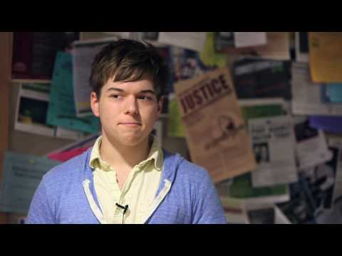 DePaul University Student Spotlight Shane Sweeney Video