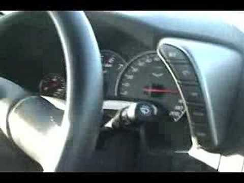 Corvette C6 Lingenfelter 550 HP Test Runs