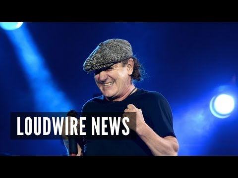 Brian Johnson Being 'Kicked to the Curb' by AC/DC?