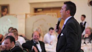 Russ Williams - Comedian - After Dinner Speaker - Charity Auctioneer