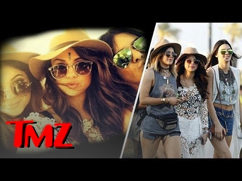 Selena Gomez Dumps ... Her Friends! video