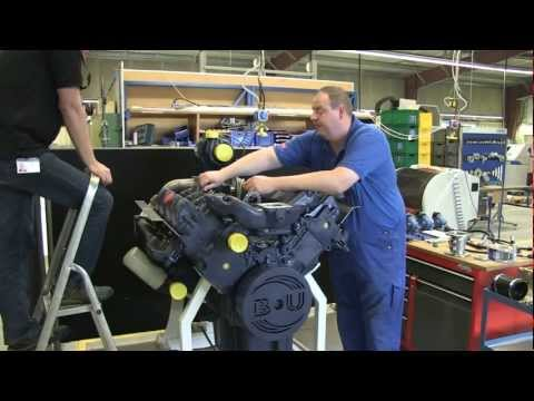MOTORTECH Doosan-Gasmotor