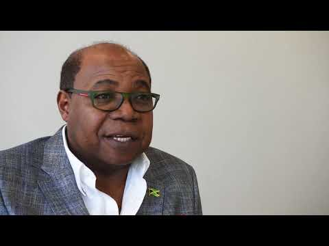 Breaking Travel News interview: Edmund Bartlett, minister of tourism, Jamaica