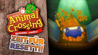 Zeit für RESETTI! 🌳 04 • Let's Play Animal Crossing New Leaf [Staffel 6]