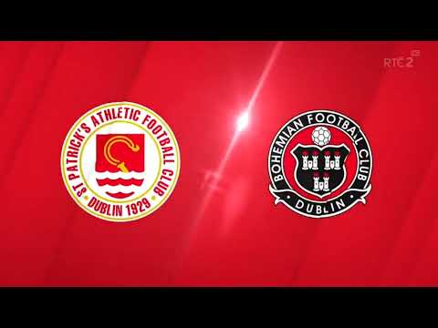 HIGHLIGHTS: St. Patrick's Athletic 1-3 Bohemians
