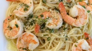 Shrimp Scampi - A Delicious Italian Pasta Dish With Lot