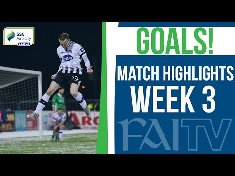 GOALS: SSE Airtricity League Series 3 round-up