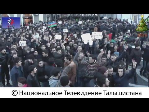 Talyshistan TV News 23.12.2015 IN AZERBAIJANI-TURKISH