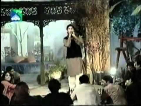 Tera Mukhra Haseen by Shahzad Roy on Ptv Eid Party