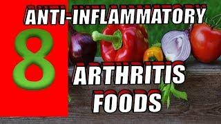 8 ANTI INFLAMMATORY ARTHRITIS FOODS THAT YOU MUST AVOID