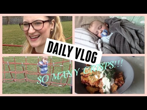 so many crisps and mum chats| Daily Vlog || Flower Metal