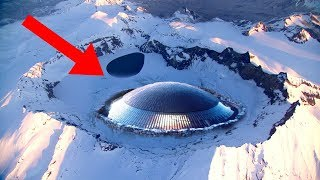Most MYSTERIOUS Discoveries Made In Antarctica!