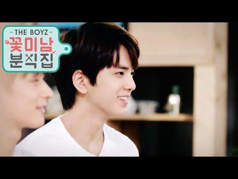 더보이즈 '꽃미남 분식집' Teaser (THE BOYZ 'Flower Snack' Teaser)