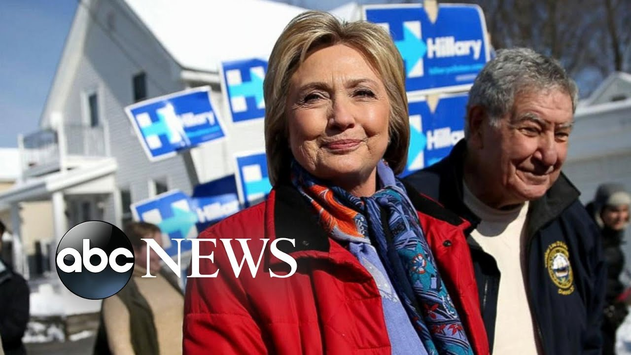 Democratic Candidates Race to the Front Just Two Days Before New Hampshire Primary