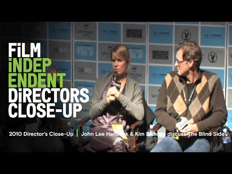 John Lee Hancock & Kim Dickens Discuss The Blind Side   2010 Director's Close-Up