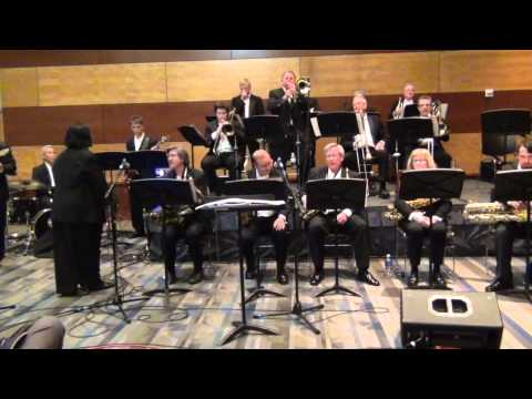 College of the Canyons Studio Jazz Ensemble play Jazz Police at Reno 2014