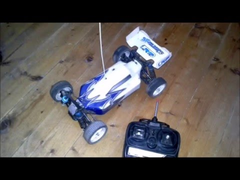 Camera on board (RC buggy 1:10)