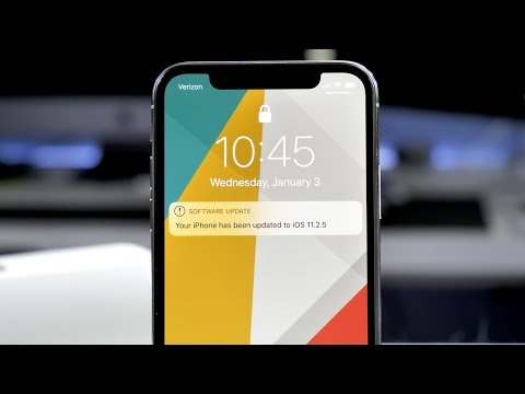 Click to Downgrade from iOS 112 beta/111 to iOS