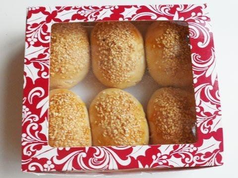 Sweet manju pastry