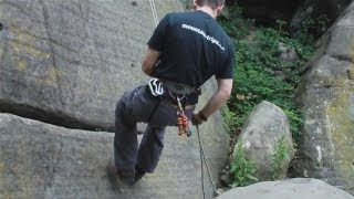Learn to Abseil Safely