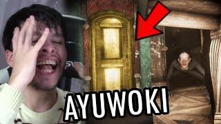 NUEVA PUERTA Y NUEVOS SECRETOS !! NO ENTIENDO NADAAAAA - Ayuwoki (Horror Game)