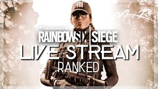《LIVE》Rainbow Six Siege ▪ RANKED ▪ I'm SO DONE WITH Apex Legends 《PS4》♡