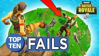 Top 25 Fortnite Fails & WTF Moments | Ultimate Fortnite Battle Royale Funny Montage | Top 10 Daily