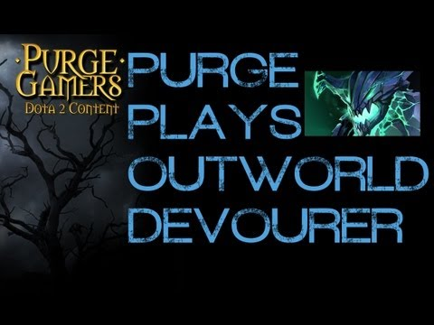 Dota 2 Purge plays Outworld Devourer