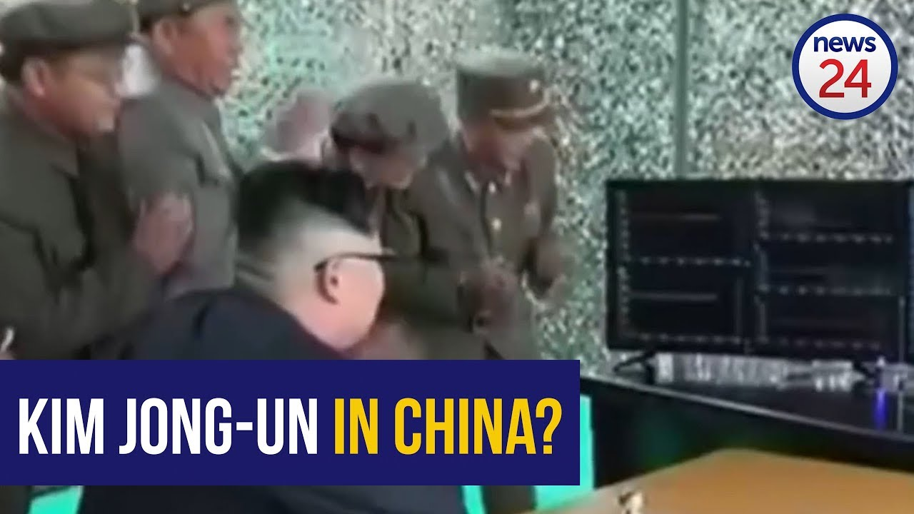 Kim Jong-un possibly in China for what might be his first foreign visit