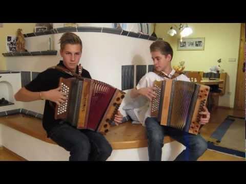 Tobias & Christoph Bracher - Flott aufg'spielt