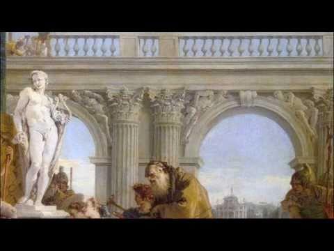 Бах Иоганн Себастьян - BWV 992 - Каприччио об уходе самого любимого брата